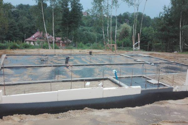 Wykonanie fundamentów w Krakowie